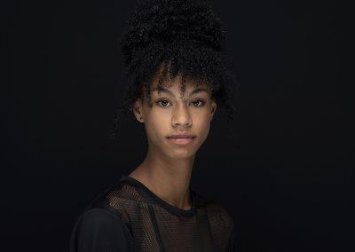 portret Afrida